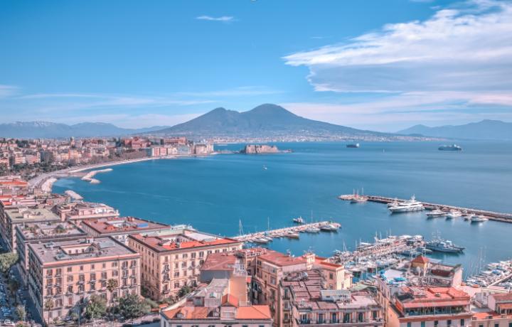 Offerta Hotel Pasqua a Napoli 2019